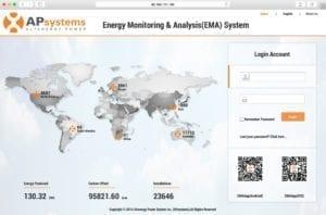 EMA registratie APsystems