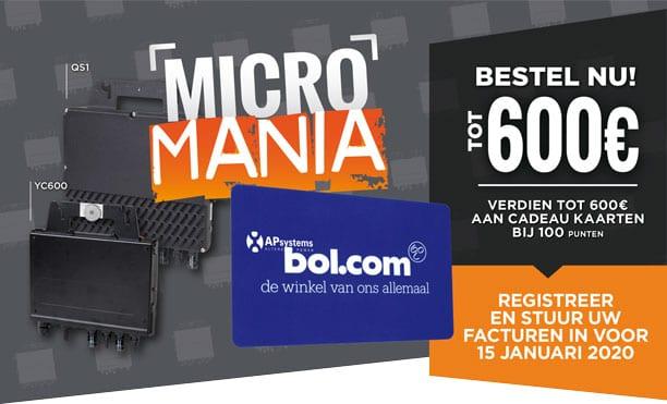 Micro Mania APsystems